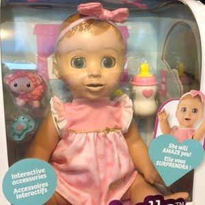 New Luvabella doll